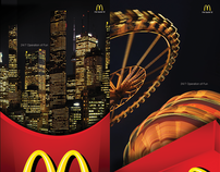 McDonald's 24/7 Advertising Campaign