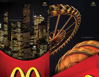 McDonald's 24/7 Advertising Campaign