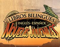 Clarín - Libros Bilingües, Novelas Juveniles