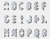 Alphabet - Paper Cut