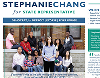 Stephanie Chang Campaign