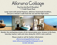 Bed & Breakfast flyer