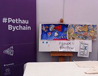 #PethauBychain - Public Art project