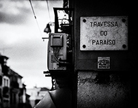 Lisboa - travessa do paraìso