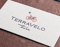 TerraVelo Tours - Brand, Logo, Web Design