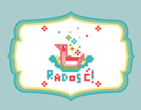 FREE pixelart badges