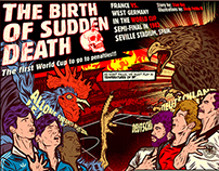 The Birth of Sudden Death! (Eight by Eight Nº 003)