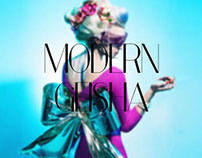 INSTITUTE MAG & FASHION WORLD - Modern Geisha