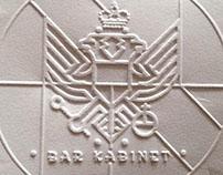 BAR KABINET branding