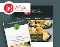 Página Web - Eli & Ja