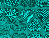 Prints in Shapes
