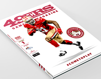 2014 49ERS GAMEDAY MAGAZINE