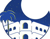 Logotipo CIE de Noche