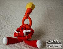 Monsterito | Flamy