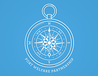 Port Welfare Partnership Branding