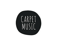Carpet Music Agency - Logo Design