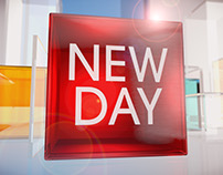 "CNN's ""New Day"" Daily Package Graphics"