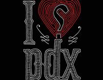"""I """"Heart"""" PDX"""