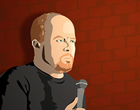 Louis CK animation