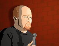 Louis CK animation