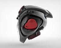 Mech suit Helmet