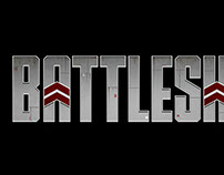 Battleship Movie Logo Concepts
