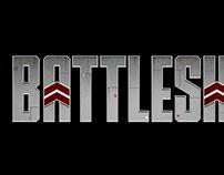 Battleship Movie Logo Concepts