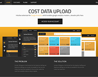 Google cost data upload