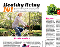 All You Magazine - Healthy Living
