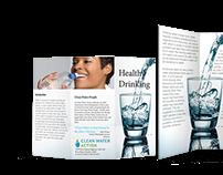 Healthy Drinking Brochure