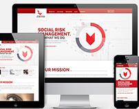 ZeroFOX Website