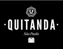 rebranding // quitanda