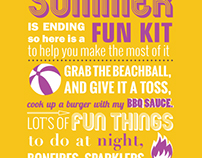 Self Promotion - End of Summer Fun Kit
