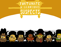UNUSUAL SUSPECTS : Fortunate & Glorious