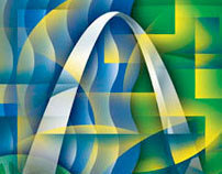 City of St. Louis Banners