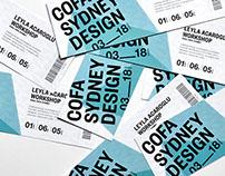 COFA – SYDNEY DESIGN