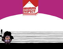 UNUSUAL SUSPECTS : Unsuspected