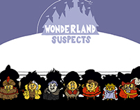 UNUSUAL SUSPECTS : Wonderland