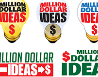 Million Dollar Idea Logo Concepts