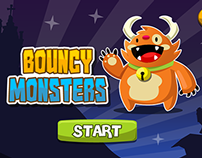 Bouncy Monsters