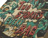 Two Stories to Every Bag