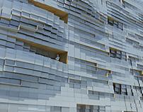 Urban Undergraduate Dormitory