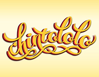 - Lettering - Chintololo -