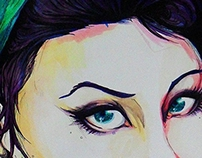 """Shelby """"Gypsy Eyes"""""""