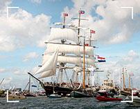 Delta Lloyd - Sail in Beeld