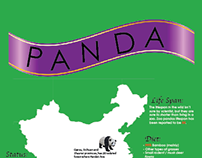 Panda and Polar Bear Endangered project