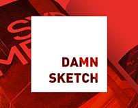 DAMN SKETCH Magazine
