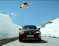 BMW directed by Daniel Askill