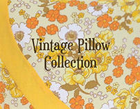 Vintage Pillow Collection