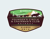 Herbalife Founder's Circle Logos